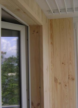 Установка и ремонт окон, дверей, балконов.