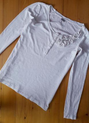 Базова легка кофта футболка