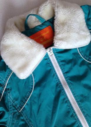 Зимова тепла куртка