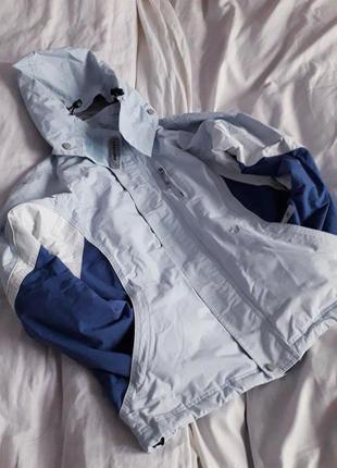 Лижна непромокаюча гірськолижна зимова куртка