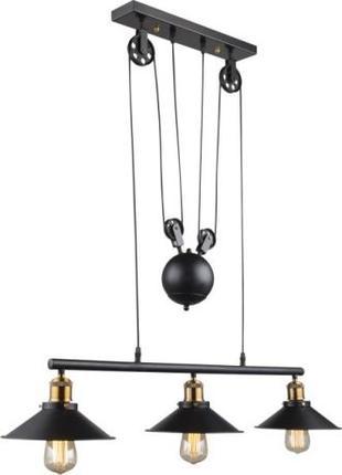 Лофт подвесной светильник