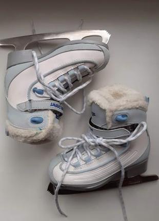 Коньки детские Graf Montana Comfort 29 размер