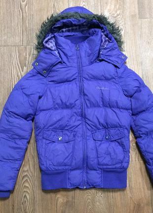 Женская спортивная зимняя (осенняя) куртка
