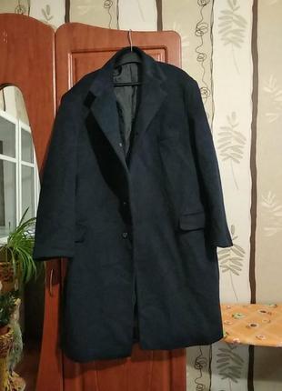 Фірмене натуральне кашамірове пальто