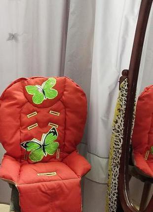 Чехлы на стульчики для кормления Chicco Polly