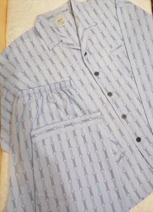 Мужская пижама,одежда для дома и сна