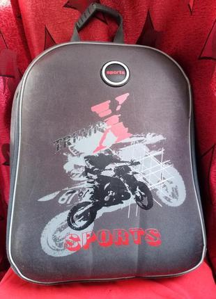 Рюкзак ортопедический каркасный