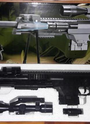 Игрушечная снайперская винтовка и пистолет CYMA P.1161