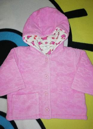 Куртка для девочки осенняя весенняя курточка. деми, демисезонная