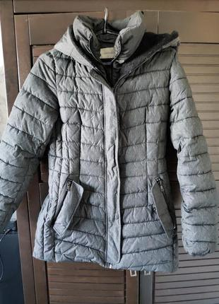 Куртка пуховик calvin klein
