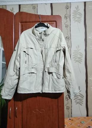 Куртка прикольна