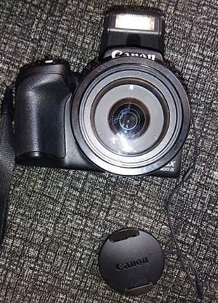Фотоаппарат Canon SX400 IS