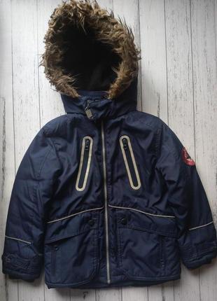 Куртка зима 6-7лет