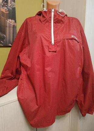 Анорак куртка ветровка animal на54- 56