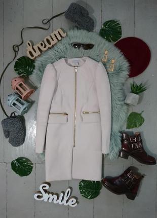 Стильное пальто пиджак №42