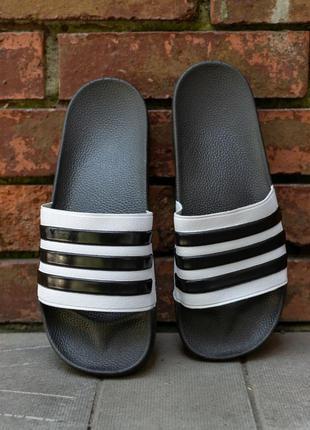 Шлепки мужские adidas / шльопанці чоловічі