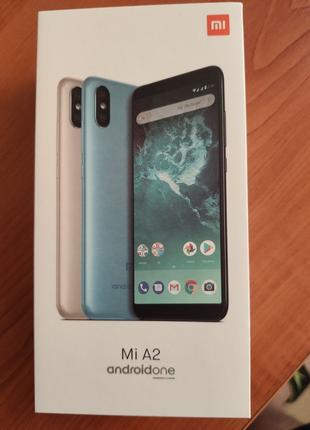 Смартфон Xiaomi A2 4/64 глобальная версия