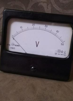 Вольтметр М903