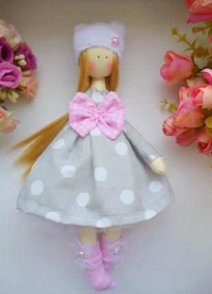 Кукла ручной работы. высота 25 см