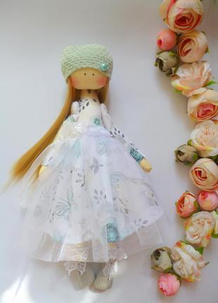 Кукла ручной работы. кукла балерина