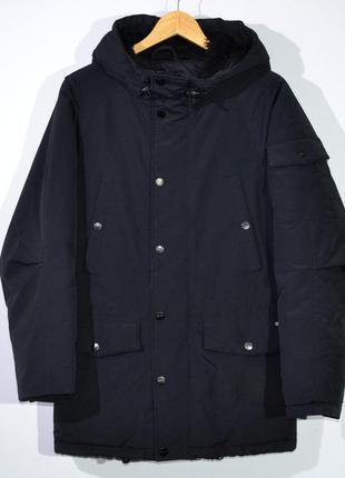 Теплая зимняя куртка carhartt ancorige parka