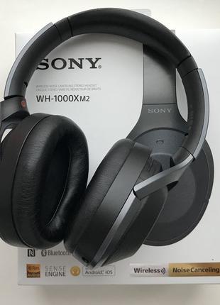 Sony WH-1000XM2 навушники безпровідні