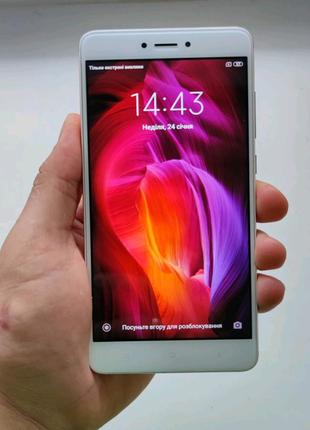 Xiaomi Redmi Note 4 3/32GB Gold (золотистий)