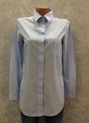 Рубашка massimo dutti размер 6-8