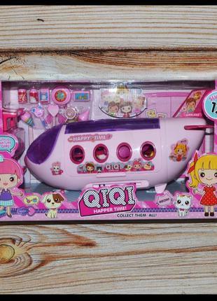 Самолет для кукол