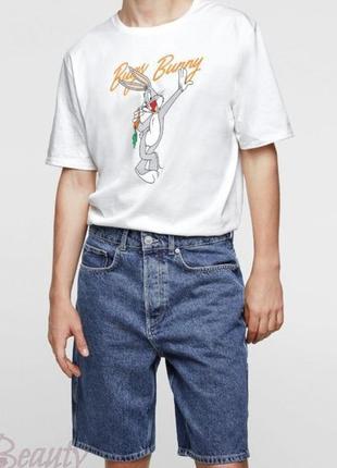 Летние джинсовые шорты, бриджи mothercare на мальчика р. 122 (...
