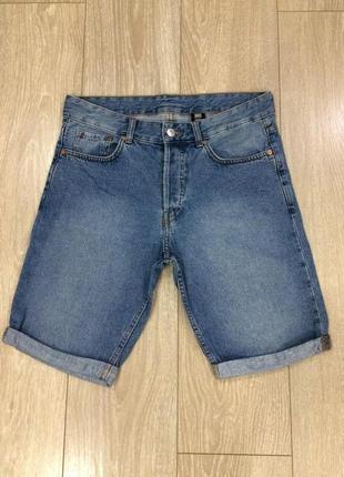 Шорты джинсовое denim co
