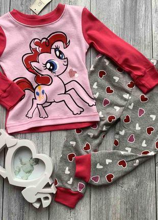 Пижама с my little pony