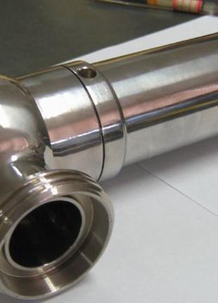 Предохранительный клапан запобіжний нержавеющий Ду50мм 0502492929