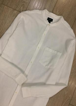 Рубашка котоновая h&m