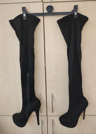 Ботфорты Koi couture