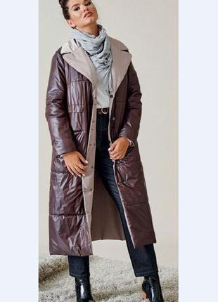 Burvin двухсторонние пальто 7950
