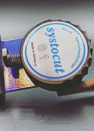 Systocut - нож для срезания автостекла