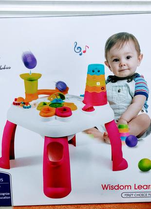 Іграшки для розвитку/розвиваюча іграшка/столик/развивающие игрушк