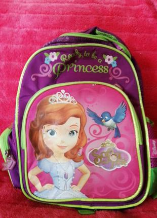 Рюкзак принцесса софия