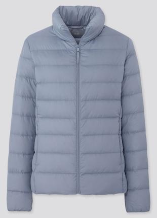 Базовый пуховичек ultra light down jacket  L, XL