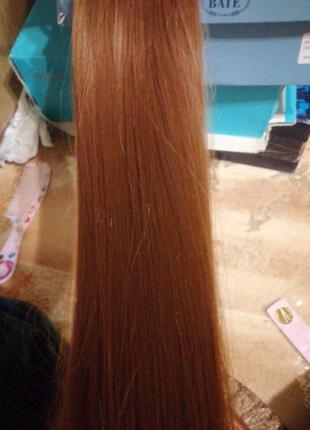 Парик волосы 65см