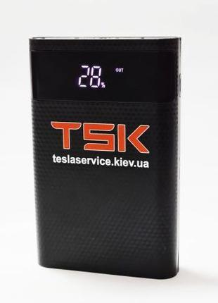 PowerBank 12000 mAh (элементы Tesla 18650)