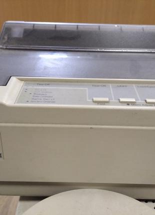 Продается игольчатый матричный принтер Epson LX-300+ II
