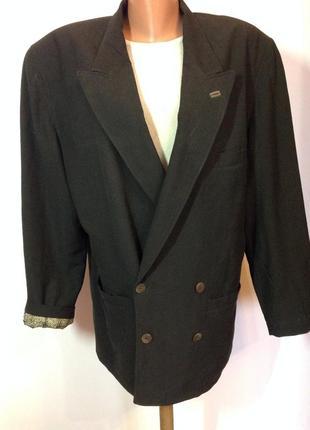 Стильный  винтажный мужской жакет xl/ brend redpoint / унисекс/