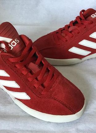 Кроссовки замшевые adidas оригинал 33 р