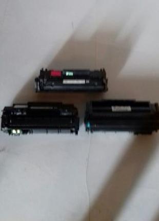 Продам картриджи для принтеров Canon, HP...