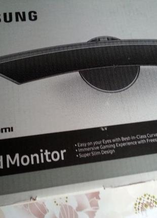 Curved монитор Samsung C24F390F брал за 4499 грн