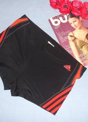 Мужские плавки шорты размер 48-50 l черные в бассейн на пляж а...