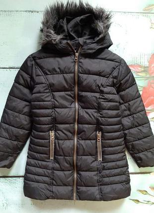 Теплая куртка внутри на меху
