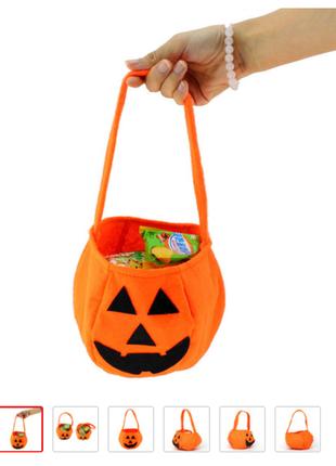 Сумочка для сладостей на хэллоуин, сумочка для конфет, хеллоуи...